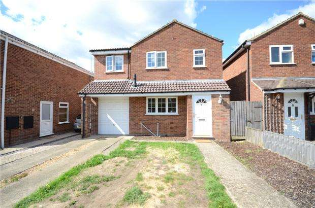4 Bedrooms Detached House for sale in Moray Avenue, College Town, Sandhurst