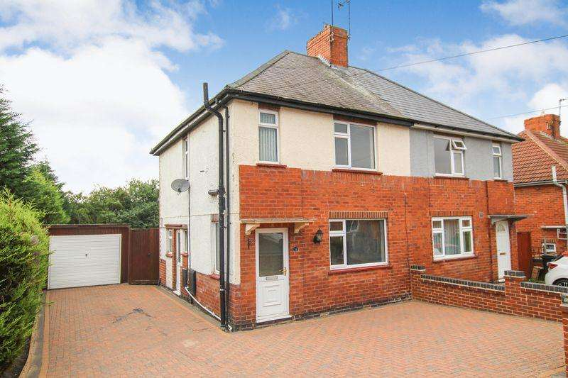 3 Bedrooms Semi Detached House for sale in Park View, Heanor