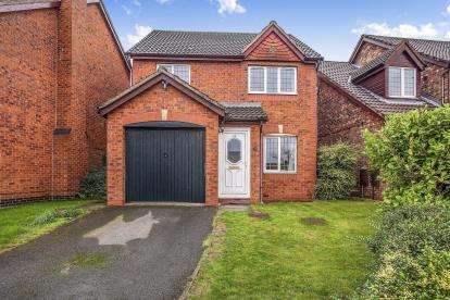 3 Bedrooms Detached House for sale in Windflower Drive, Leyland, PR25