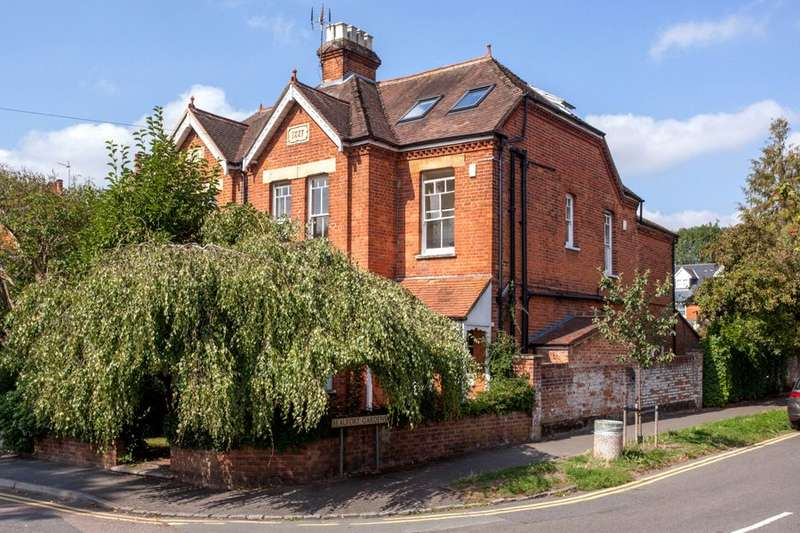 4 Bedrooms Semi Detached House for sale in Institute Road, Marlow, Buckinghamshire, SL7