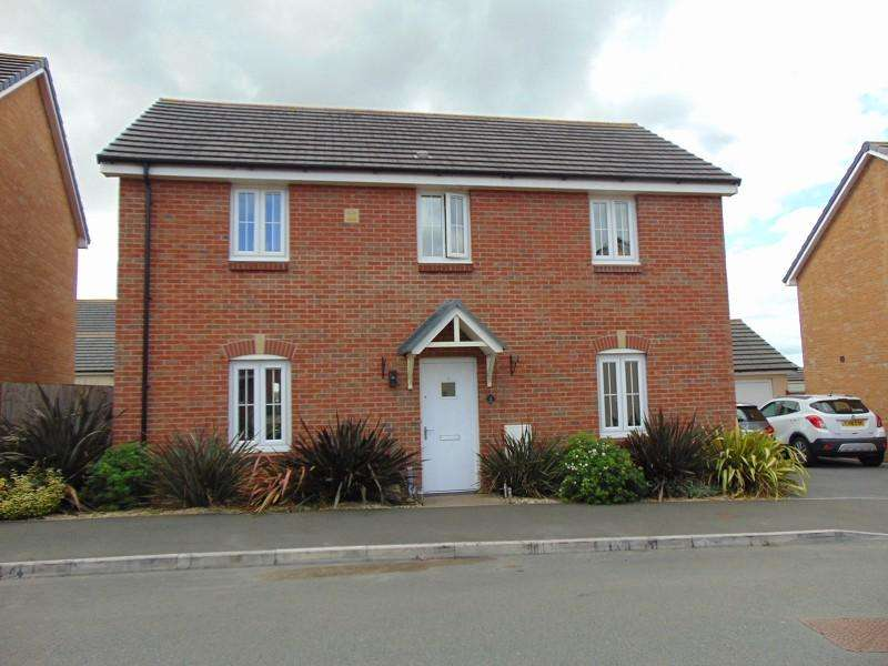 4 Bedrooms Detached House for sale in Ffordd Maes Gwilym , Carway, Kidwelly, Carmarthenshire. SA17 4AX