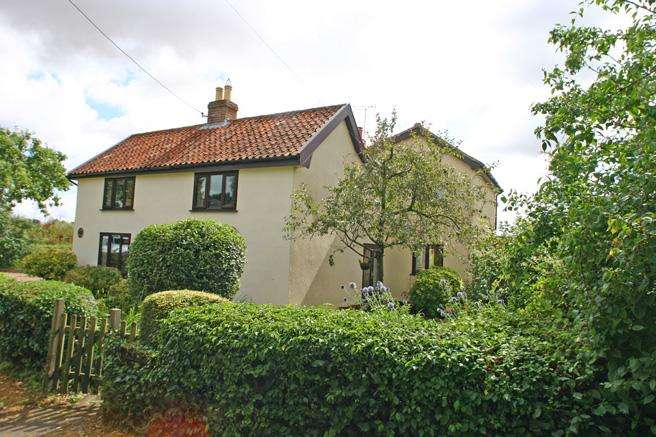4 Bedrooms Detached House for sale in Thorndon