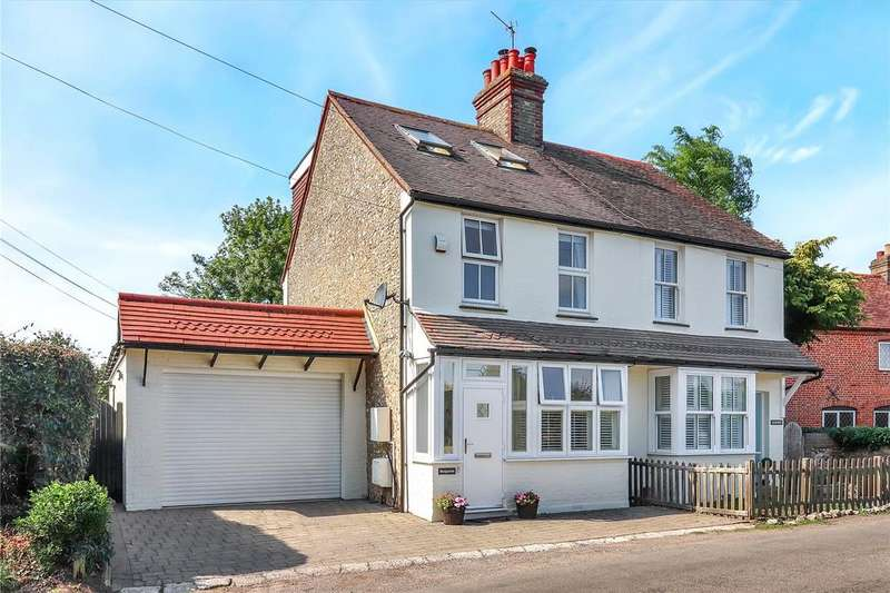 4 Bedrooms House for sale in Hedgeside, Bucks Hill, Kings Langley, Hertfordshire, WD4