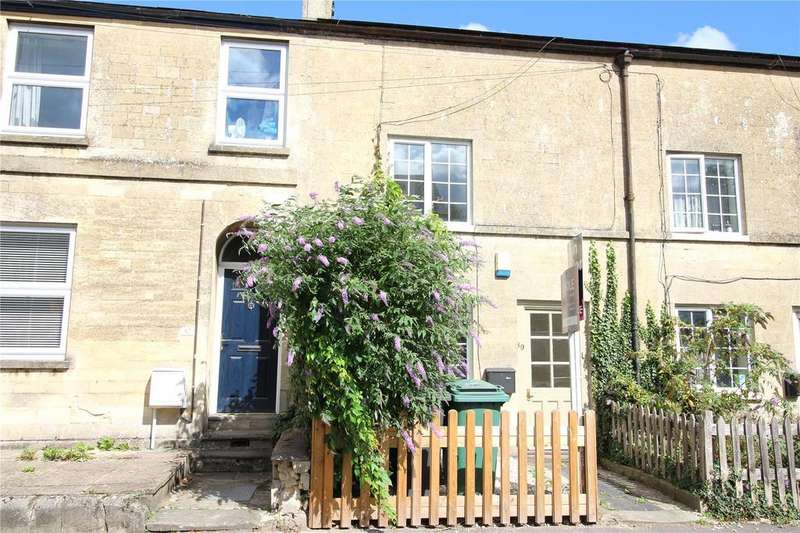 3 Bedrooms Terraced House for sale in Watermoor Road, Cirencester, Glos, GL7