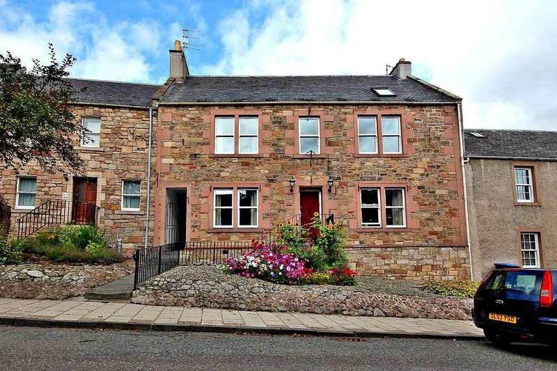 8 Bedrooms Terraced House for sale in 65 Castlegate, Jedburgh TD8 6BD