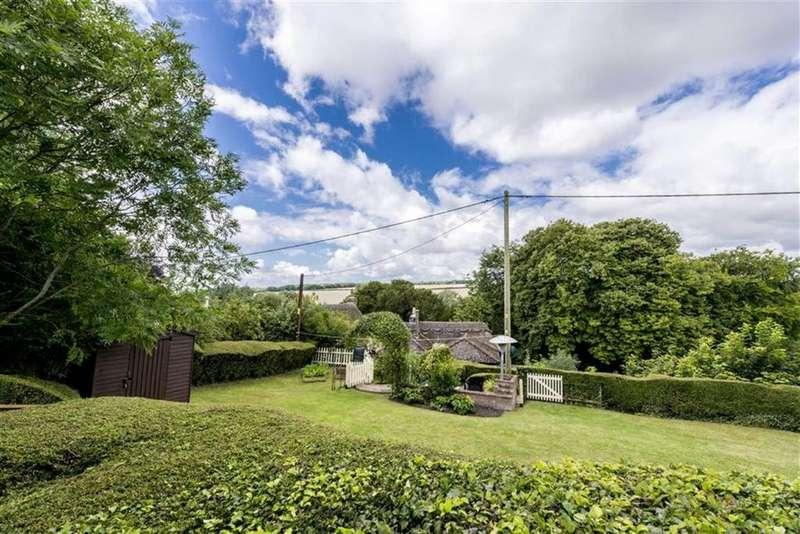3 Bedrooms Semi Detached House for sale in Tarrant Rushton, Blandford Forum, Dorset