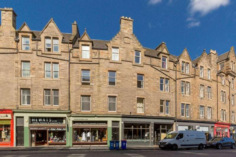 2 Bedrooms Flat for sale in 10 (1F2) Teviot Place, Edinburgh, EH1 2QZ