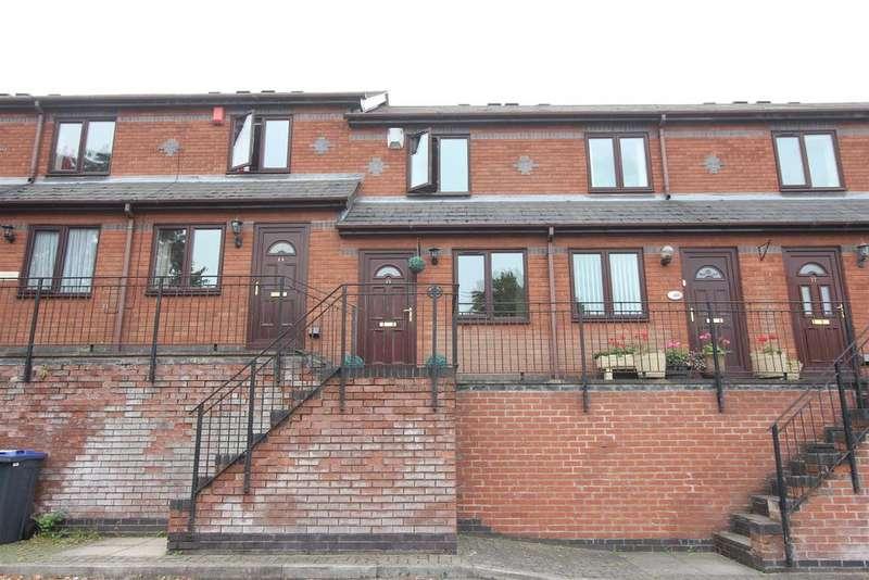 2 Bedrooms Terraced House for sale in Stapleton Lane, Barwell