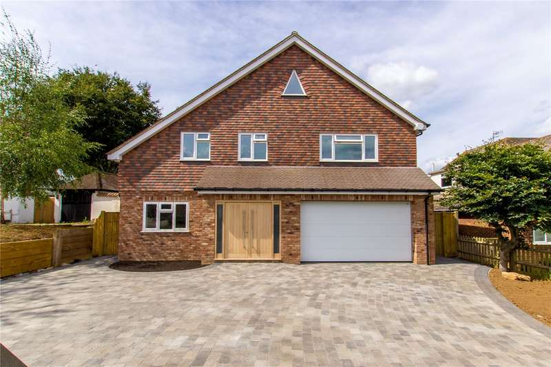5 Bedrooms Detached House for sale in Ellerslie Lane, Bexhill-on-Sea