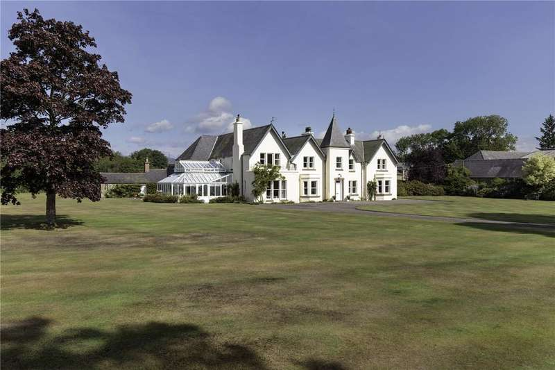7 Bedrooms Farm Commercial for sale in Lot 1 - Craigeassie, Forfar, Angus, DD8