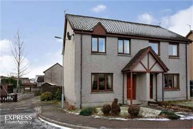 3 Bedrooms Semi Detached House for sale in Craigview Place, Ballater, Aberdeenshire