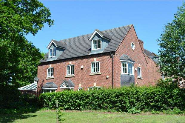 5 Bedrooms Detached House for sale in Foxwood Drive, Binley Woods, Coventry, Warwickshire