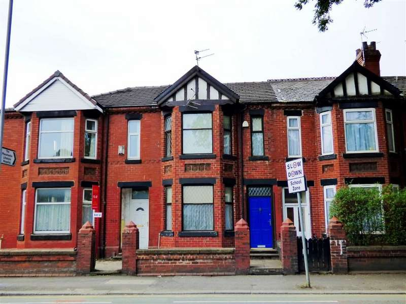 4 Bedrooms Town House for sale in Plymouth Grove, Longsight, Manchester, M13