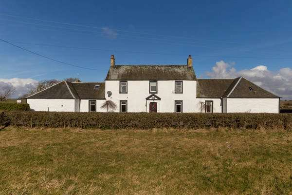 6 Bedrooms Detached House for sale in Overton Farm, By Kilmaurs, North Ayrshire, KA2