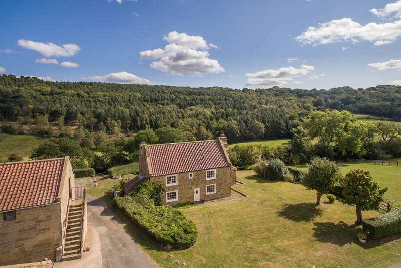 3 Bedrooms Farm House Character Property for sale in Bank Top Farm, Sowerby under Cotcliffe, North Yorkshire, DL6 3RE