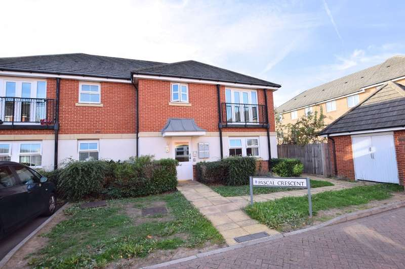 2 Bedrooms Flat for sale in Cirrus Drive, Shinfield, Reading, RG2