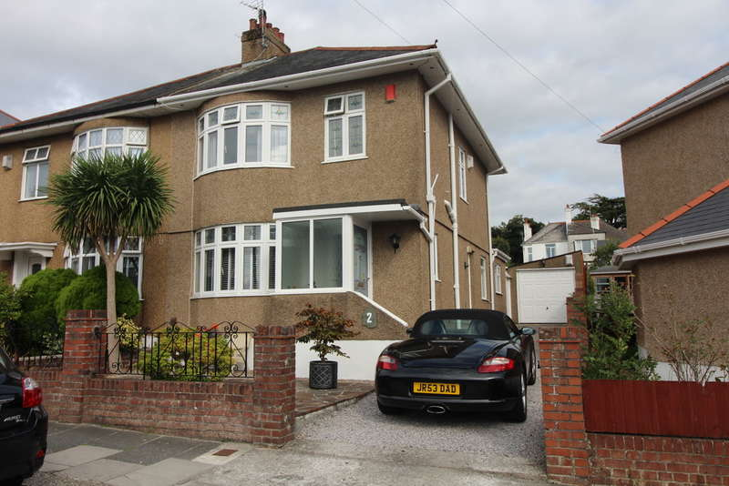 3 Bedrooms Semi Detached House for sale in Milehouse