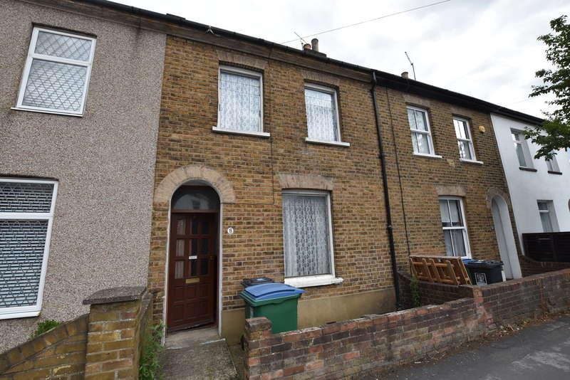 3 Bedrooms Terraced House for sale in Albert Road North, Watford