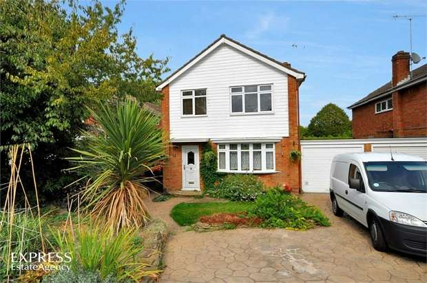 4 Bedrooms Detached House for sale in Green Lane, Windsor, Berkshire