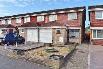 4 Bedrooms House for sale in Mariners Walk, Milton, Southsea, PO4