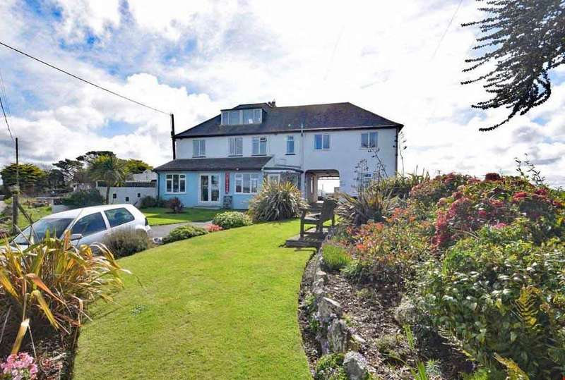 10 Bedrooms Guest House Commercial for sale in Crantock, Cornwall, TR8