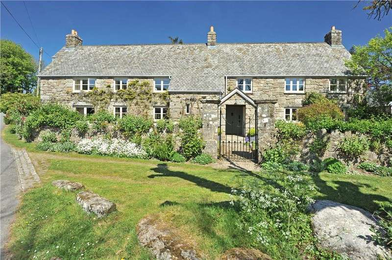5 Bedrooms Detached House for sale in North Bovey, Newton Abbot, Devon, TQ13