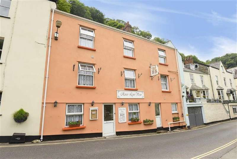 5 Bedrooms Semi Detached House for sale in Watersmeet Road, Lynmouth, Devon, EX35