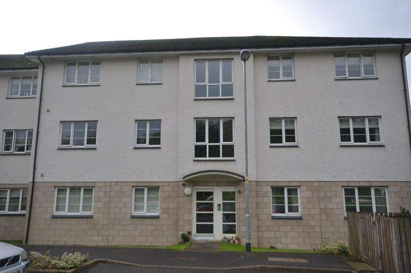 2 Bedrooms Flat for sale in Flat 3 No 1 Bankwood Drive, Kilsyth G65