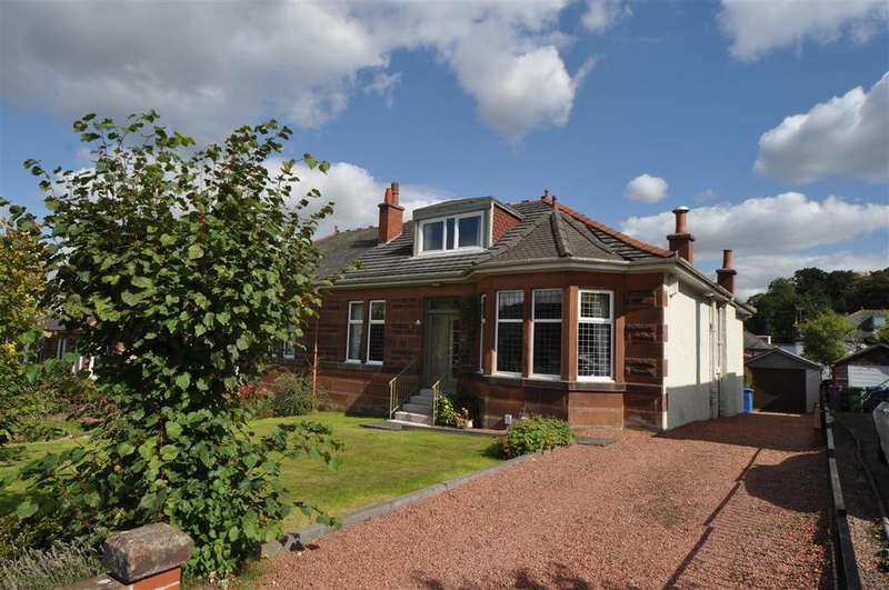 5 Bedrooms Semi Detached Bungalow for sale in 43 Madison Avenue, Old Cathcart, G44 5AH