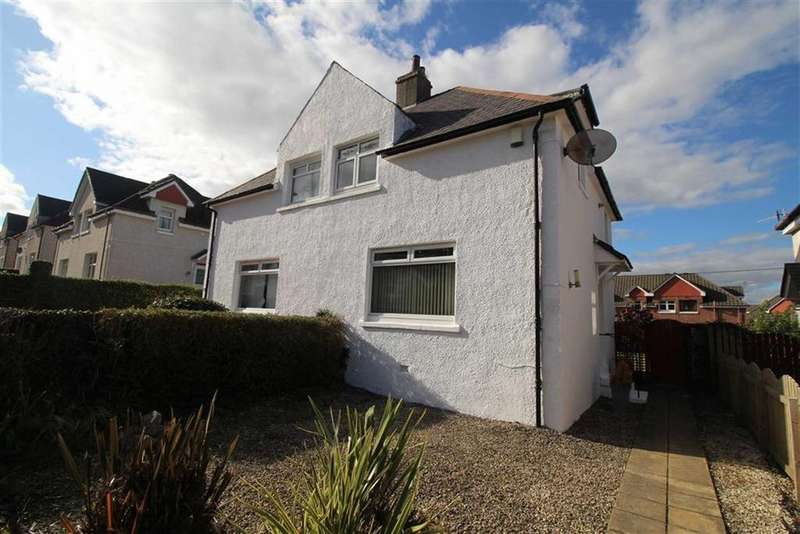 3 Bedrooms Semi Detached House for sale in Baxter Street, Greenock