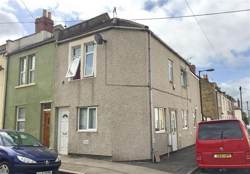 1 Bedroom Flat for sale in Chessel Street, Bedminster, Bristol