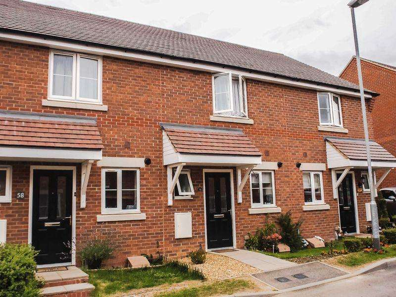 2 Bedrooms Terraced House for sale in Maple Close, Pulloxhill