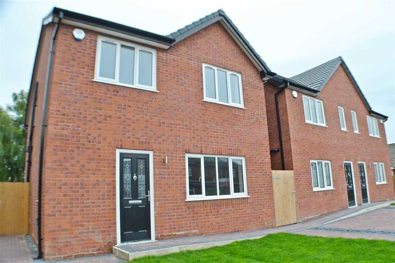 4 Bedrooms Detached House for sale in Connaught Drive, Newton-Le-Willows, St Helens