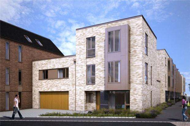4 Bedrooms Town House for sale in Ninewells, Babraham Road, Cambridge