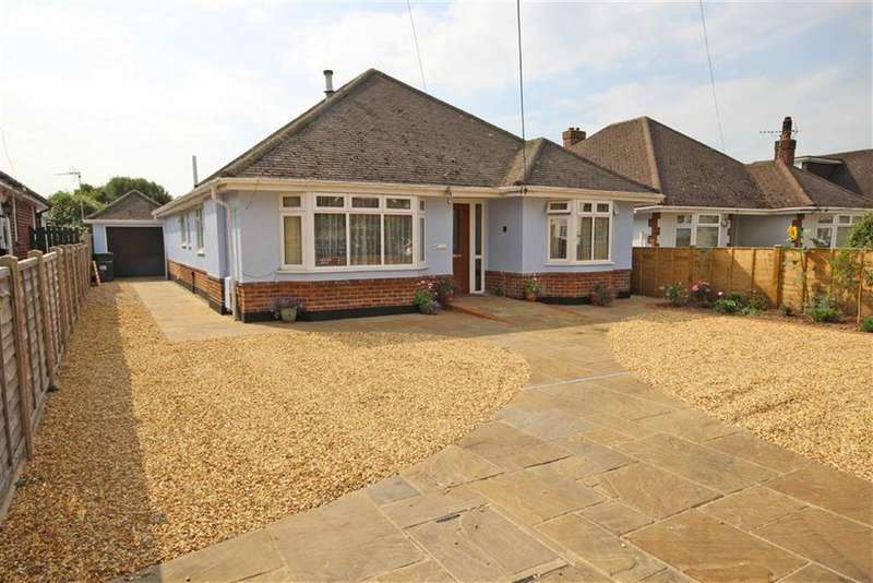 3 Bedrooms Detached Bungalow for sale in Walkford Way, Walkford, Christchurch, Dorset