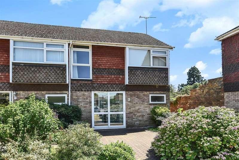 3 Bedrooms End Of Terrace House for sale in Highfield Close, Wokingham, Berkshire RG40 1DG