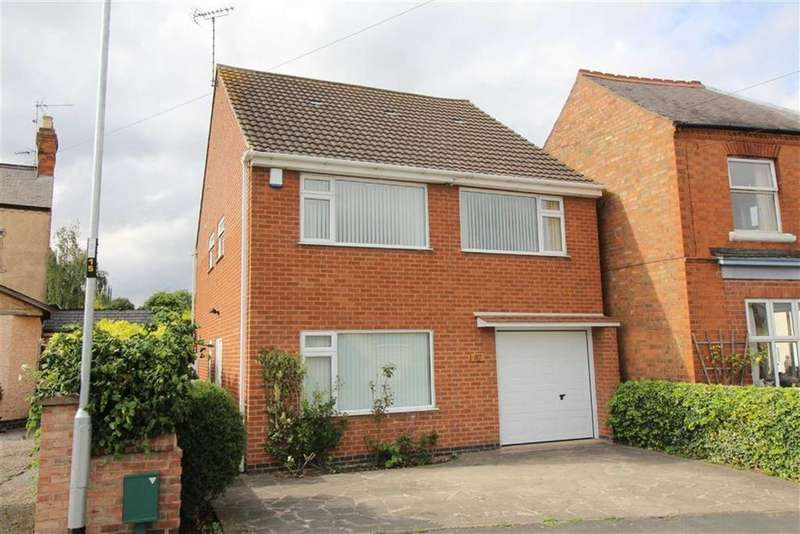 3 Bedrooms Detached House for sale in Melton Road, Barrow Upon Soar, LE12