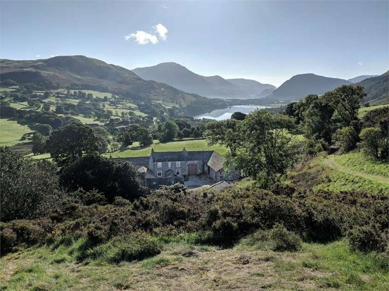 3 Bedrooms Detached House for sale in Loweswater, Cockermouth, Cumbria