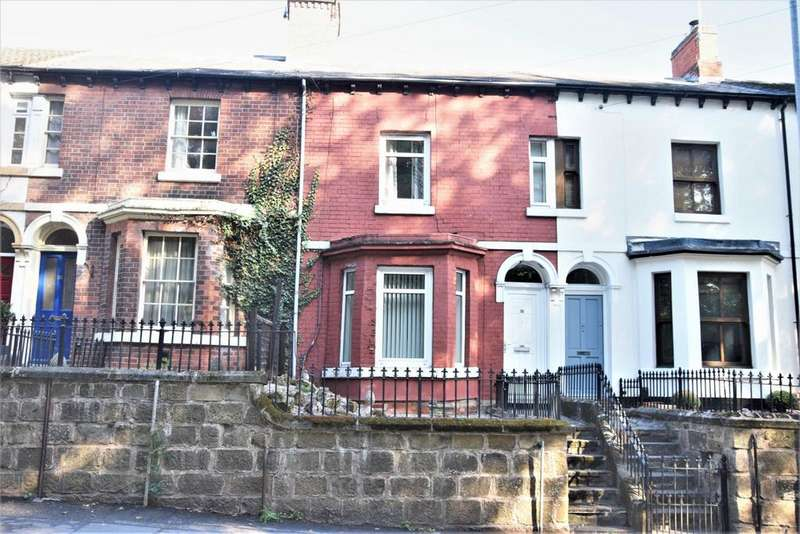 3 Bedrooms House for sale in Kilwardby Street, Ashby De La Zouch, LE65