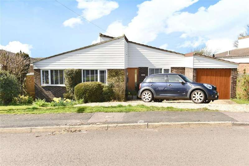 3 Bedrooms Bungalow for sale in Old Kennels Lane, Winchester, Hampshire, SO22