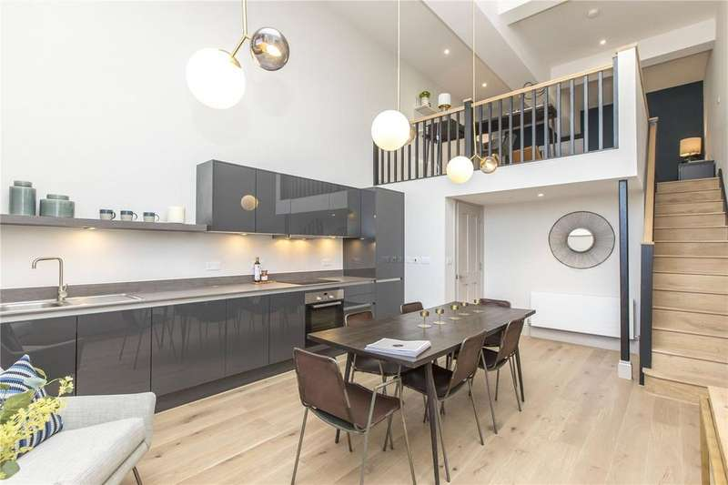 2 Bedrooms Terraced House for sale in Apartment A07 Loft House, College Road, Bishopston, Bristol, BS7