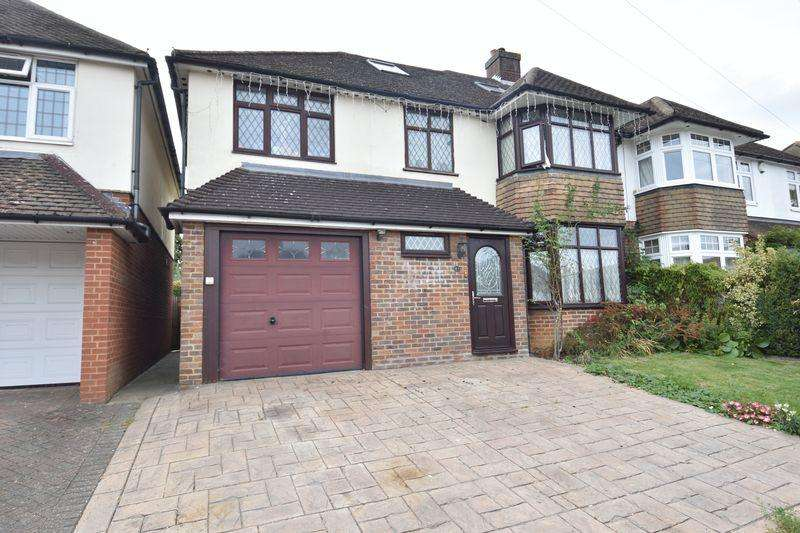 6 Bedrooms Semi Detached House for sale in Cannon Lane, Luton