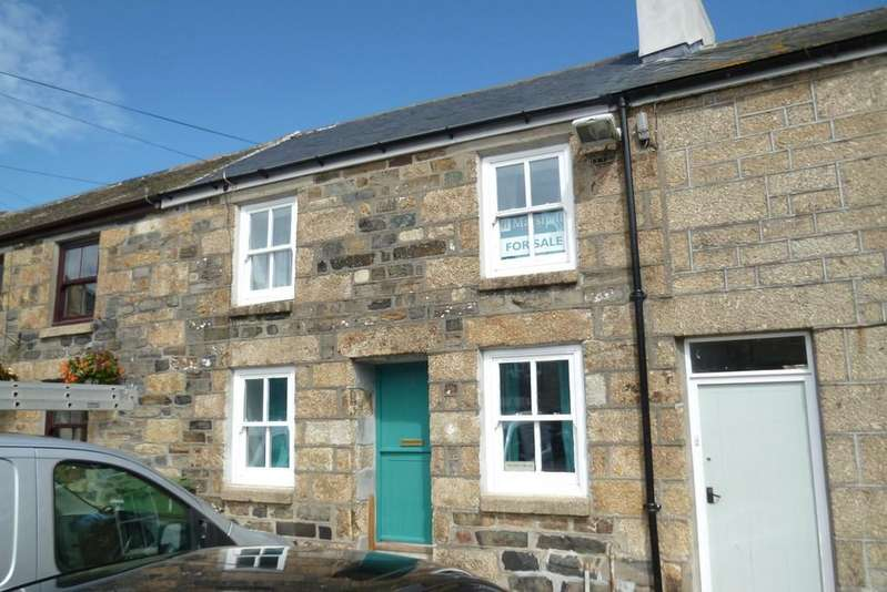 3 Bedrooms Terraced House for sale in Tolcarne Terrace, Newlyn, Penzance