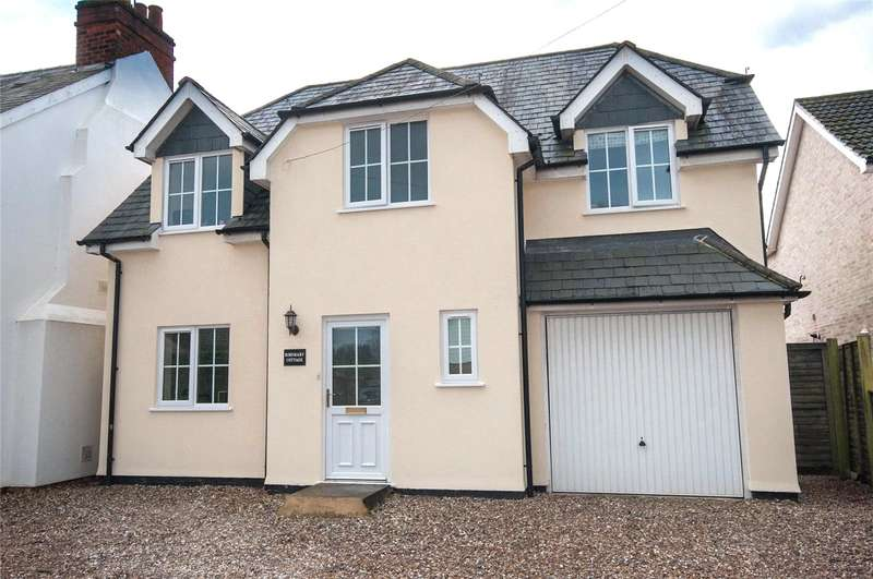 4 Bedrooms Detached House for sale in Palmers Lane, Burghfield Common, Reading, Berkshire, RG7