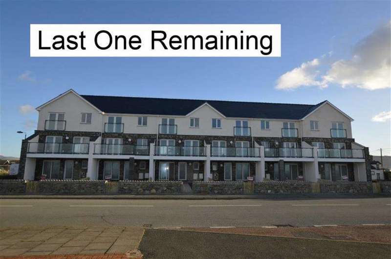 4 Bedrooms Town House for sale in New Seafront Town Houses, No 8, Marine Parade, Tywyn, Gwynedd, LL36