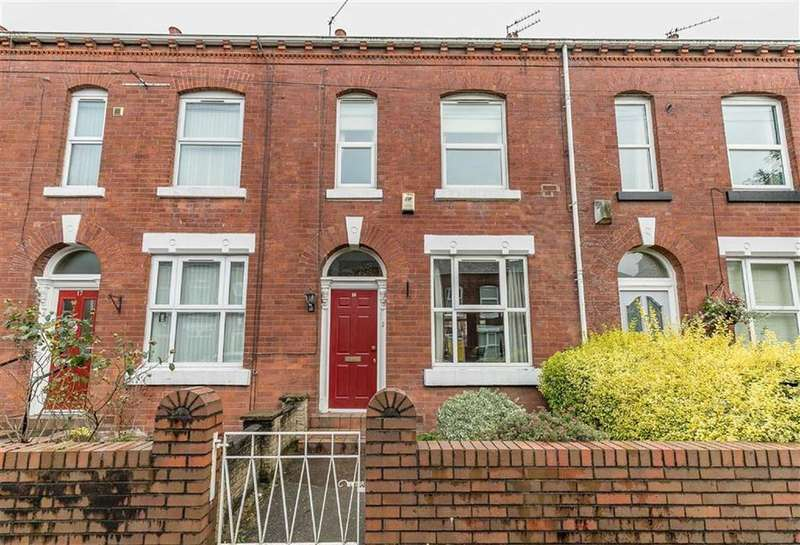 2 Bedrooms Terraced House for sale in Elm Grove, Sale