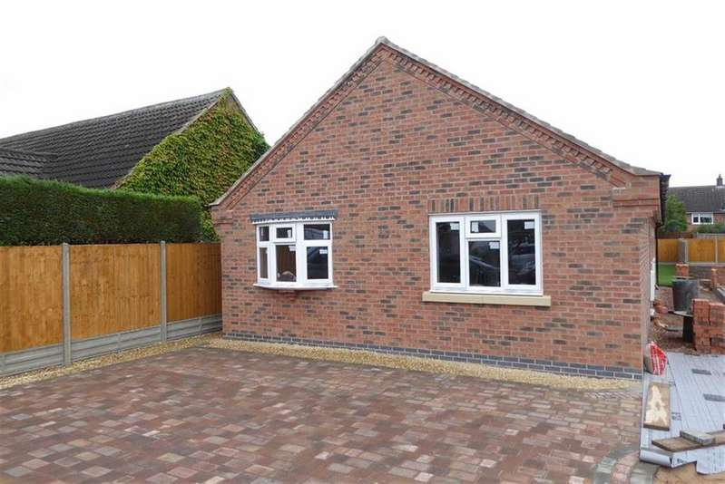 3 Bedrooms Detached Bungalow for sale in Goodes Avenue, Syston