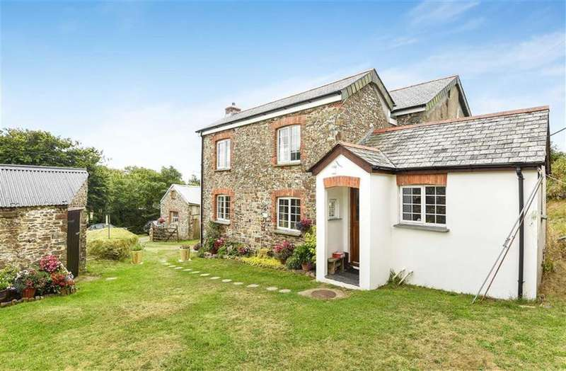 4 Bedrooms Detached House for sale in Hartland, Bursdon, Bideford, Devon, EX39