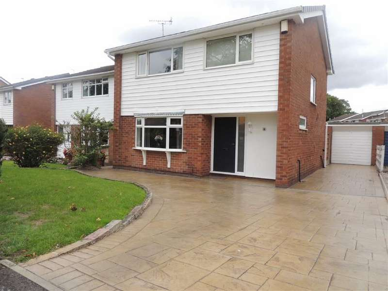 4 Bedrooms Detached House for sale in Marple Hall Drive, Marple, Stockport