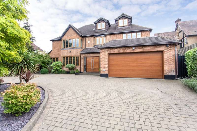 5 Bedrooms Detached House for sale in Gordon Avenue, Stanmore, Middlesex, HA7